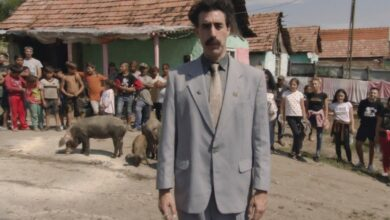 Photo of Revealed: Why 'Borat' Sequel Has All the Oscar Buzz