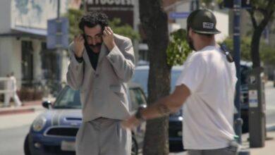 Photo of Trump Derangement Sinks 'Borat Subsequent Moviefilm'