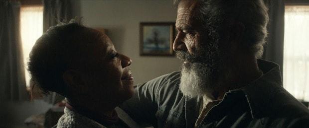 FATMAN Marianne Jean-Baptiste Mel Gibson