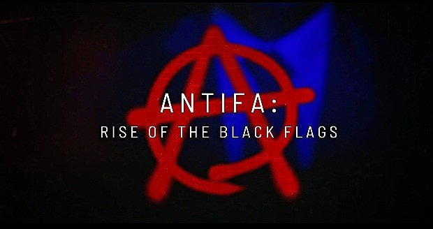 antifa rise of the black flags
