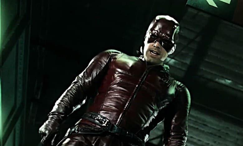 ben affleck daredevil red suit