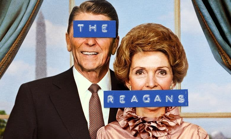 the reagans showtime docuseries