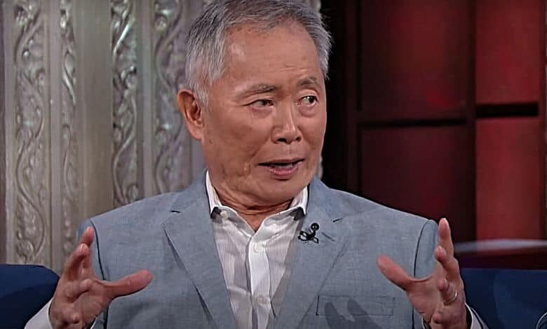 George Takei Marco Rubio vaccination allergic reaction
