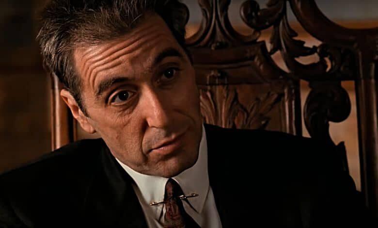Godfather Part III al pacino