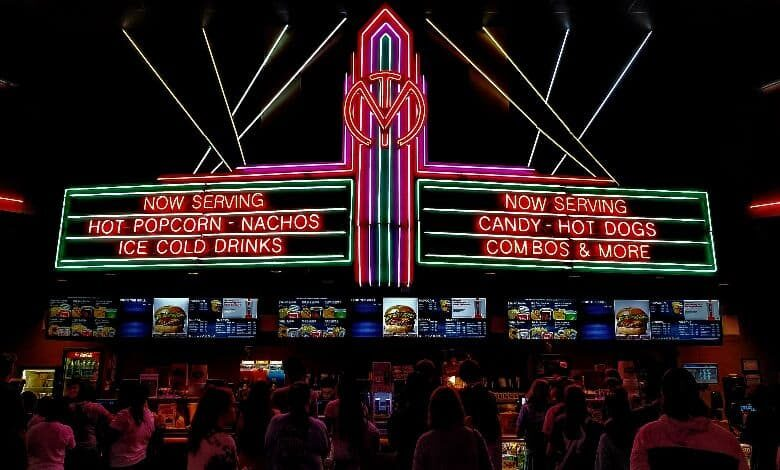 end of movie theaters