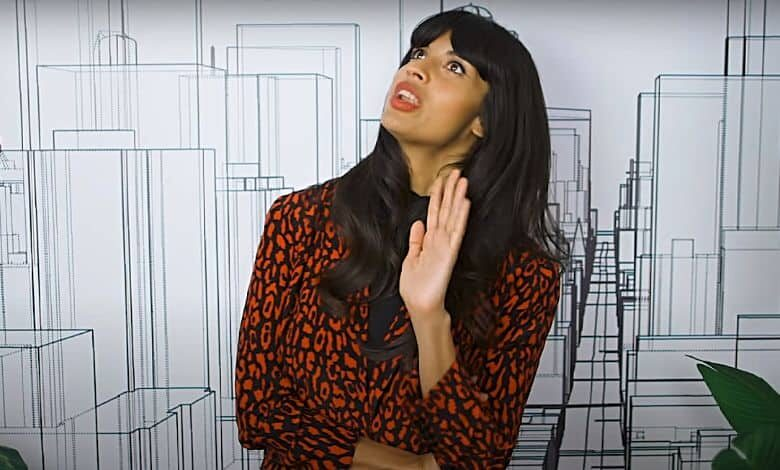 jameela jamil cancel culture j.r. rowling