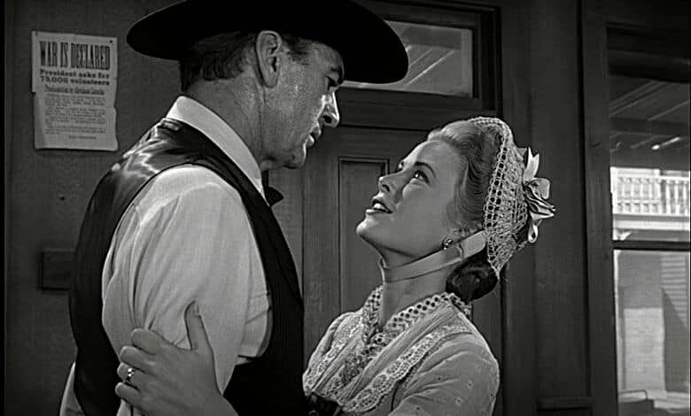 high noon gary cooper Grace Kelly