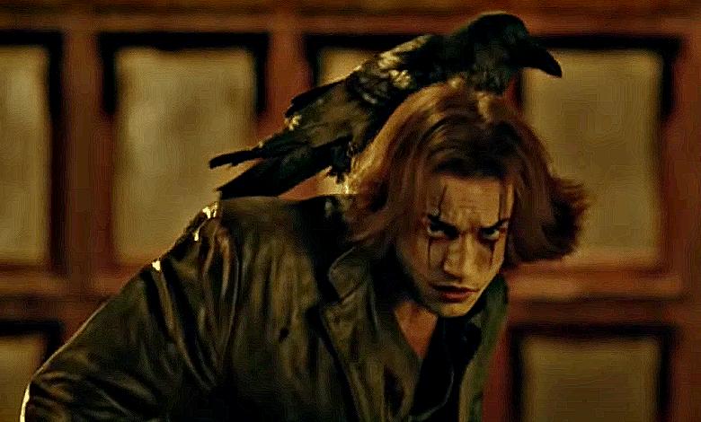 Crow City of Angels review Vincent Perez