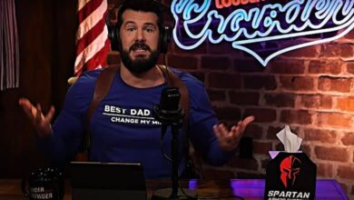 Louder with Crowder unwoke comedy podcasts