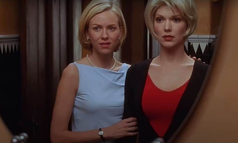 mulholland dr. review Naomi Watts
