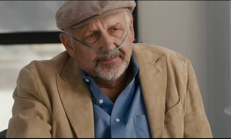 Nick Searcy the Man from Nowhere