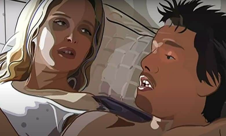waking life review 2001