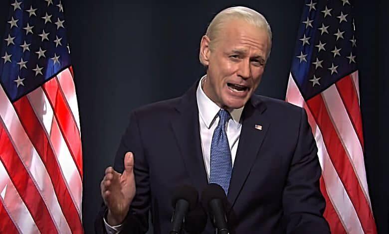 Biden Jokes SNL