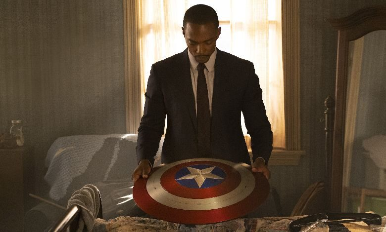 Falcon and the winter soldier review anthony mackie