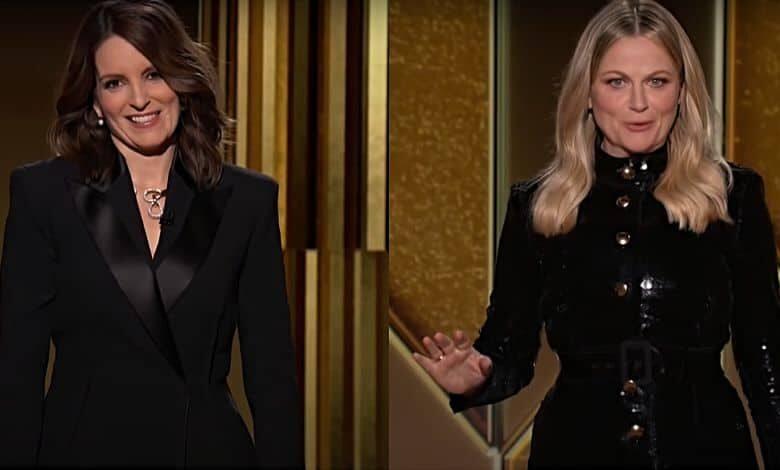 Golden Globes woke Tina Fey Amy Poehler