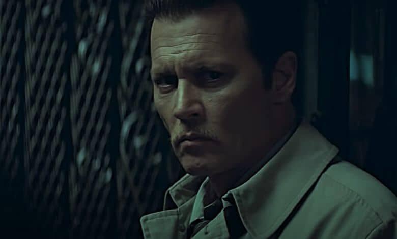 Johnny Depp City of Lies review