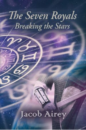 The Seven Royals Breaking The Stars book cover