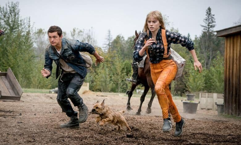chaos walking review Tom Holland Daisy Ridley
