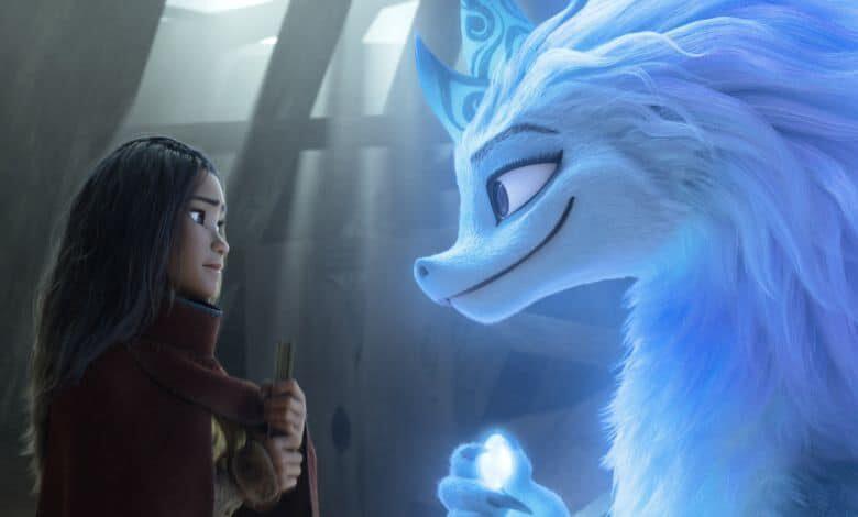 raya last dragon review
