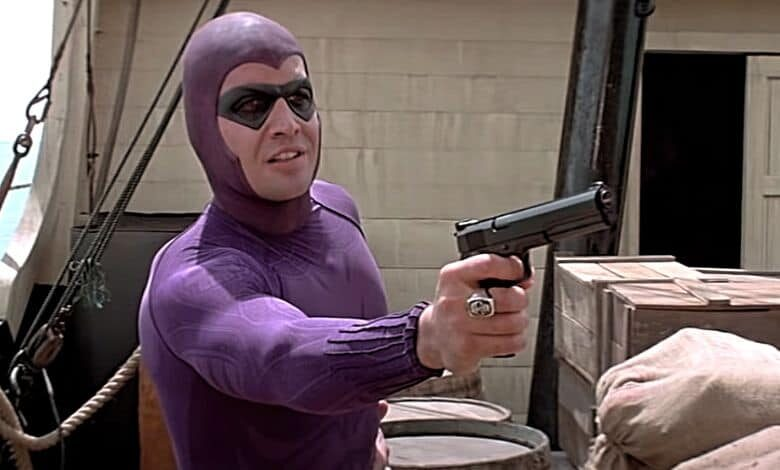 Billy Zane The Phantom 1996 review