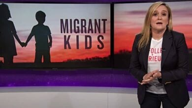 Photo of Samantha Bee Trashed Trump for Kids in Cages, Ignores Worse Under Biden