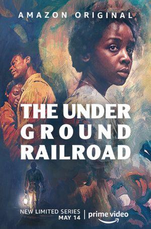 underground railroad amazon prime series barry jenkins