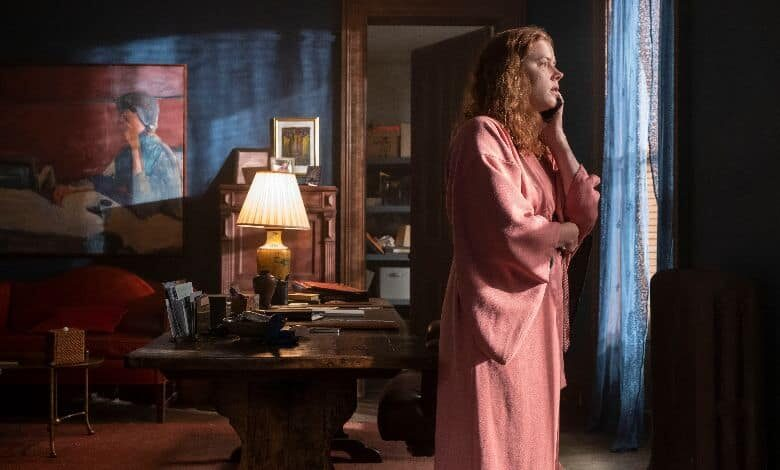Woman in the Window review Amy Adams