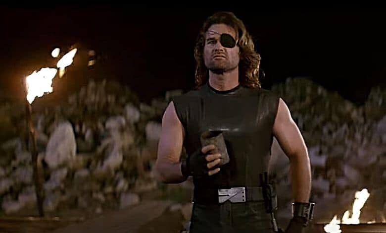 escape from LA Kurt Russell review