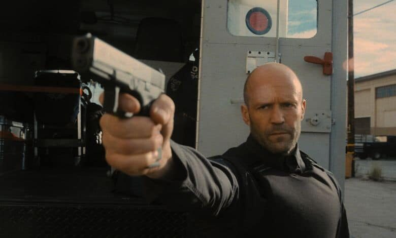 wrath of man jason statham gun