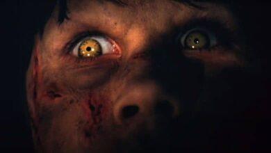 The exorcist linda blair eyes