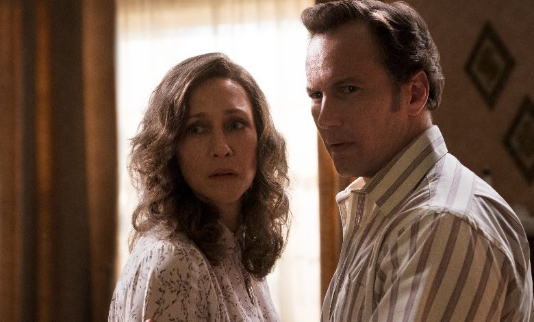 conjuring devil made me do it review farmiga and wilson