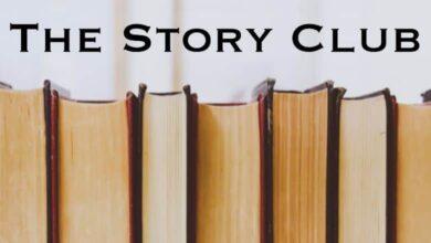 faith moore story club log