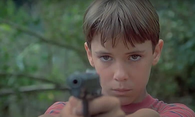 stand by me wil wheaton gun