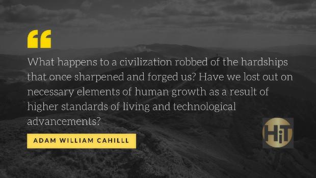 Follow the Dead directors statement Adam William Cahill