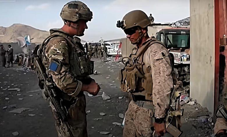 Hollywood Afghanistan movies biden