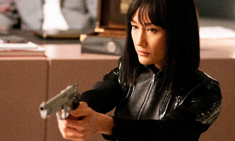 Maggie Q The Protege review