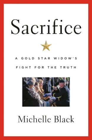 SACRIFICE Gold Star Widow Fight for Truth cover