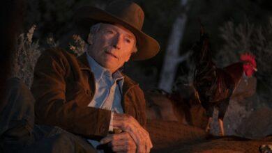 Clint Eastwood cry macho politics trump elder