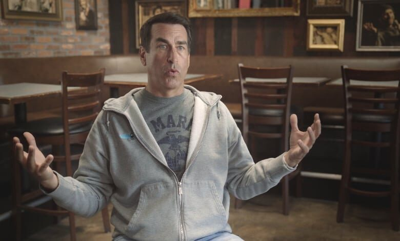 Too Soon review Rob Riggle