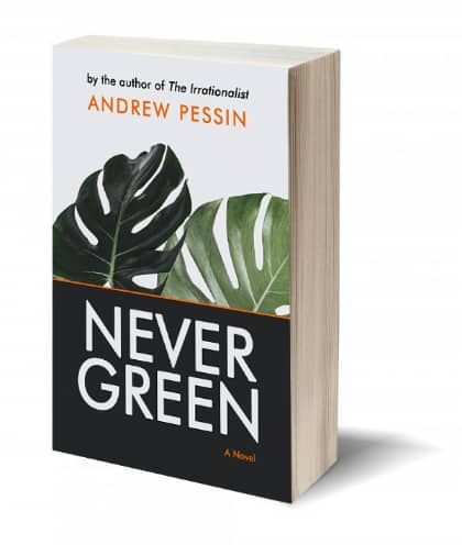 nevergreen paperback cover