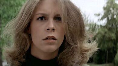 Laurie Strode Jamie Lee Curtis Halloween 1978